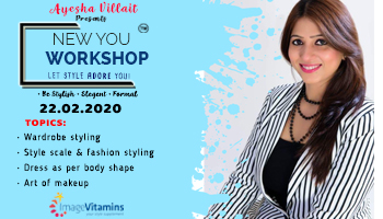 New You Workshop - With Ayesha Villait