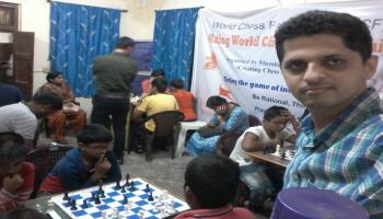 Womens Free Dombivli Chess and Rubiks Cube Championship and Workshop