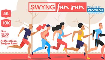 SWYNG Fun Run
