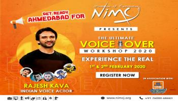 The Ultimate Voice Over Workshop 2020