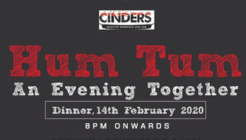 Hum Tum Valentine s Day At Cinders Poolside