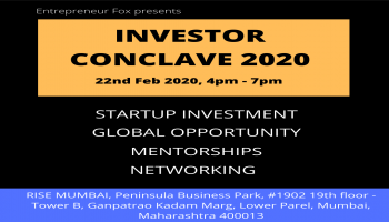 Investor Conclave- Startup Investment Opportunity
