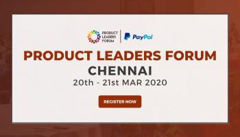 Product Leaders Forum - Chennai