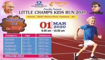 Little Champs Kids Run 2020