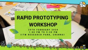 Ecopreneur Bootcamp - Rapid Prototyping Workshop