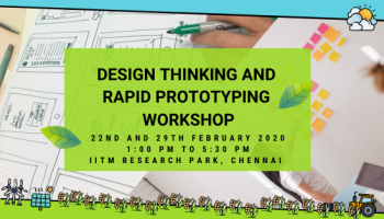 Ecopreneur Bootcamp - Design Thinking and Rapid Prototyping