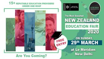 New Zealand Education Fair - Study in New Zealand (FREE REGISTRATION)