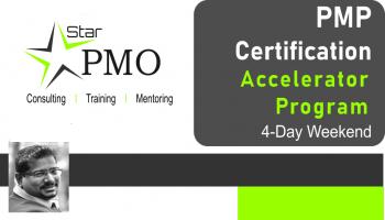 StarPMO PMP Certification Accelerator Program April 2020