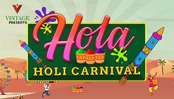 Hola Holi Carnival at Butta Convention