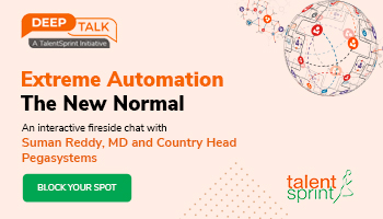 DeepTalk - EXTREME AUTOMATION: The New Normal