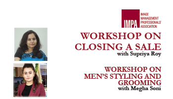 Dual learning on Closing a Sales and Mens Styling with IMPA Ahmedabad