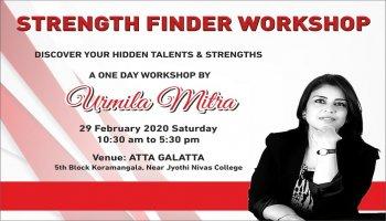 Strength Finder Workshop