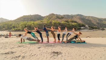 4 Day Yoga Retreat in Rishikesh