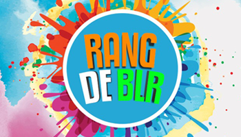 RANG DE BLR HOLI PARTY