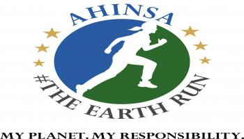 AHINSA EARTH RUN