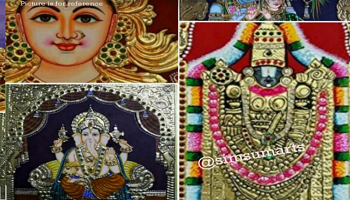 Basic Tanjore Paintings