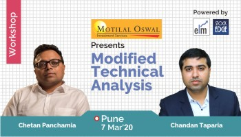 Modified Technical Analysis - Bridge Between Theory and Practice - Pune