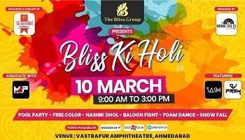 Bliss Ki Holi 2.0