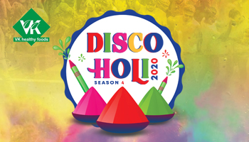 Disco Holi - Vol-4