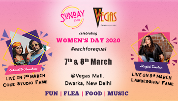 Sunday Chills Womens Day Edition 2020
