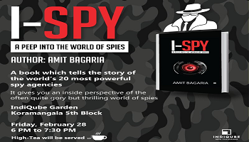 Book Discussion on I-Spy