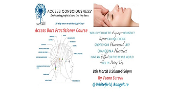 Access Bars Practitioner Course