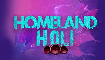 Homeland Holi
