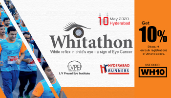 Whitathon -Hyderabad