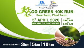 Go Green 10K Run 2020