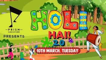 Holi Hai Festival 2.0 at Prism