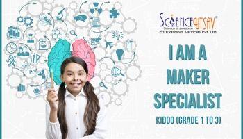 Fun STEM Summer Camp: I Am A Specialist in Jayanagar for Kiddo (Grade 1-3)