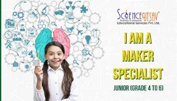 Fun STEM Summer Camp: I Am A Specialist in Jayanagar for Junior (Grade 4-6)