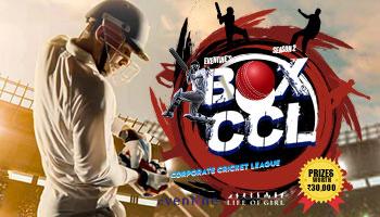 Corporate Box Cricket League