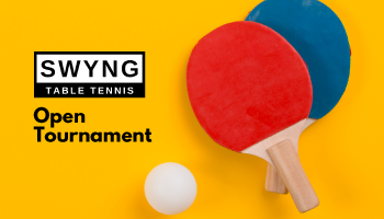 SWYNG Table Tennis Open Tournament (Hyderabad)