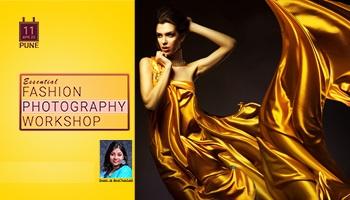 Essential Fashion Photography Workshop - Pune