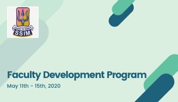 Faculty Development Program on Scholarly Writing