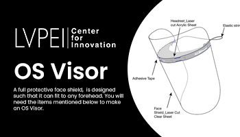 Donate for Full Face Protective Gear Supported by LVPEI - Center for innovation