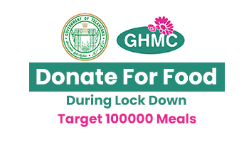 Donate For Food During Lock Down - Target 100000 Meals