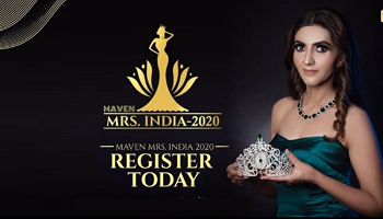 Maven Mrs. India 2020 Audition in Ahmedabad