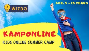 KAMPONLINE - Online Summer Camp