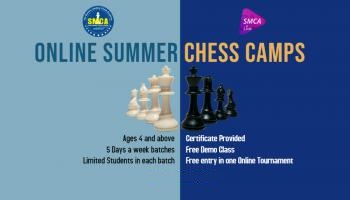 Online Chess Summer Camps by SMCA  - LifeSkillsThroughChess