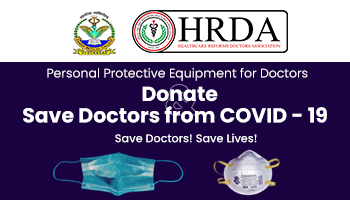 Save Doctors From Covid19