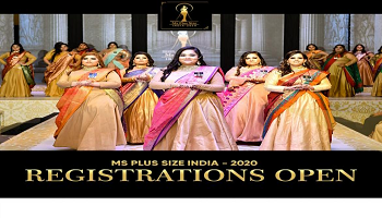 Maven Ms Plus Size India Audition In Jaipur