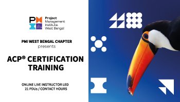 PMI West Bengal Chapter - ACP Preparation Program in May-June 2020