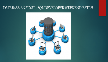 Weekend SQL Live Training