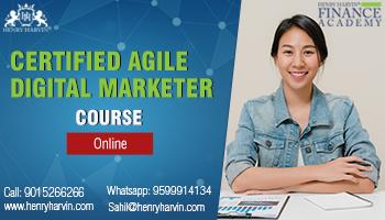 Certified Agile Digital Marketing in Online
