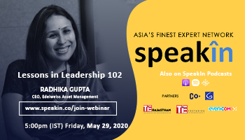 Leader Speak