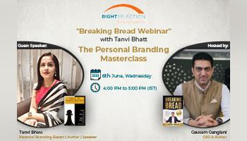 The Personal Branding Blueprint with Tanvi Bhatt