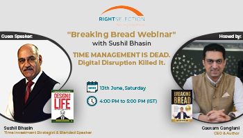 TIME MANAGEMENT IS DEAD. Digital Disruption Killed It. Learn How