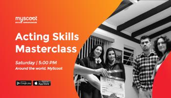 Acting Skills Masterclass